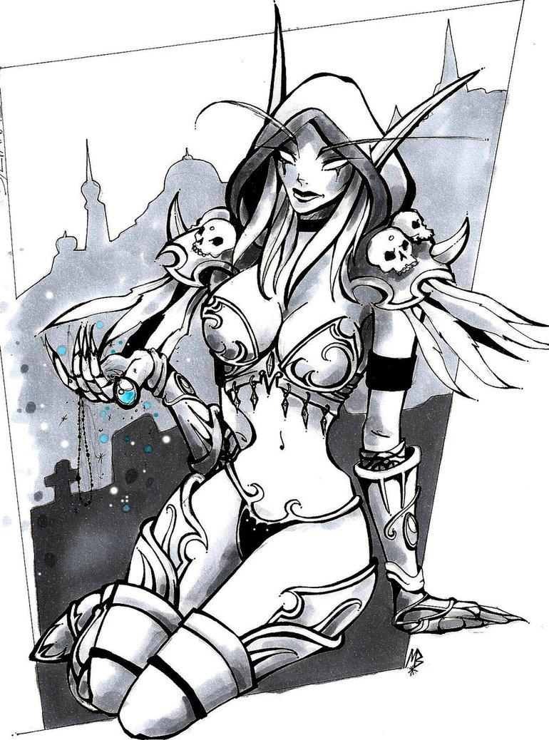 Warcraft traxex desnuda nsfw videos